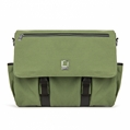 Lencca Camma Camera Message Bag (Forest Green)