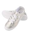 Women canvas sneaker shoes Grey