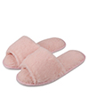 Fluffy Yeah Slip On Open Toe Memory Foam House
