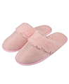 Women Scuff Slip-On Memory Foam Slipper, Pink