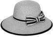 Aerusi Panama Straw Hat