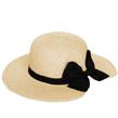 Aerusi Mrs Anderson Straw Floppy Hat