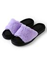 (Size 8) Aerusi Loulu Fluffy Slide