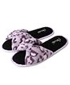 (Size 7) Aerusi Cozy Slide Slipper, Pur