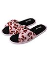 (Size 9) Aerusi Cozy Slide Slipper, Pin