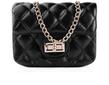 (Black) Mini Lovett Crossbody Bag