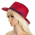 Aerusi Phase 3 Red Straw hat