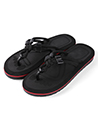 (Black) Mesa Knot Sandals Flip Flops