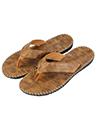(Tan) Rio Groove Sandals Flip Flops