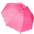 (Magenta) Magic Flowers Umbrella