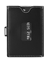 Genuine Leather Trifold Wallet with RFID Blockin