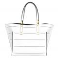 (White) Horizon Handbag Tote Bag