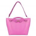(Pink) VanGoddy Cabana Tote Bag