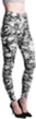 Women's Fashion Leggings Design (Skulls/Smoke)