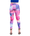 Women's Fashion Leggings Design (Planetary Purpl