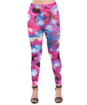 Women's Fashion Leggings Design (Galactic Rainbo