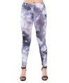 Women's Fashion Leggings Design (White Dwarf)
