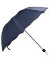 (Navy Blue) Scallop Edge Umbrella