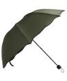 (Dark Green) Scallop Edge Umbrella