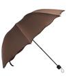 (Coffee) Scallop Edge Umbrella