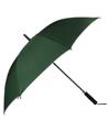 (Dark Green) Beige Trim Long Umbrellas (Automati