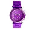 Vangoddy Electronic Watch (Purple)