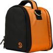 Laurel (Orange) VanGoddy Case for DSLR Cameras