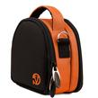 Mini Laurel (Orange) Case for Digital Personal C