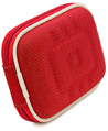 Nylon Red Carrying case