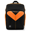 (Orange) VanGoddy Sparta DSLR Camera Bag