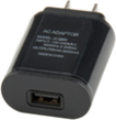 Black USB Wall Charger