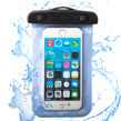 (Blue) Waterproof Carrying Pouch (