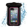 (Black/Pink) Waterproof Carrying P
