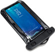 Black  Waterproof Cellphone Case
