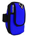 (Blue) Neoprene Zipper Pouch Worko