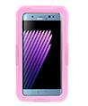 (Pink) Hard Shell Waterproof Case