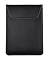 (Black) Slim Fit Tablet Pouch for