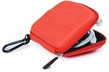 (Red) GPS Carrying Case Size 3.5