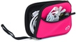 Pink Travel Electronic Accessories Organizer Sle