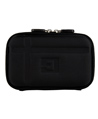 Nylon Black Color Carrying Case Pouch Size 5.2
