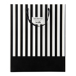 (Stripes) Black-White Collection Gift Bag (Small