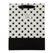 (Stars) Black-White Collection Gift Bag (Small)