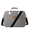 Laptop Bag with Handle, 14 Inch, Grey
