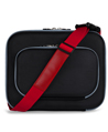 (Black/Red) Lish Hard Cube Carrying Case (10)