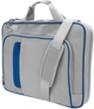 (Silver/Blue) Pinn 15 Messenger Bag