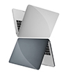 Crystal Hard case for Macbook Air 13 Inch A1932,