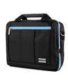 (Aqua) El Prado Laptop Messenger B