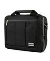 (Black) El Prado Laptop Messenger
