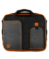 (Orange) Pindar VanGoddy Messenger Bag (Large)