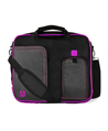 (Purple) Pindar VanGoddy Messenger Bag (Large)